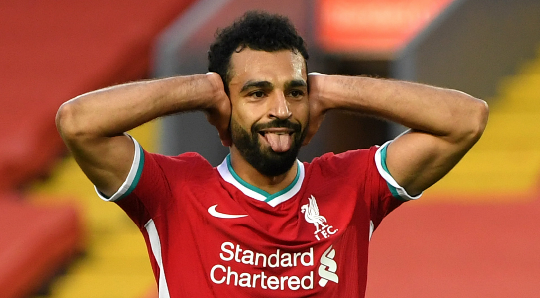 Liverpool's Mo Salah has refused to rule out a move to Real Madrid or Barcelona in the future