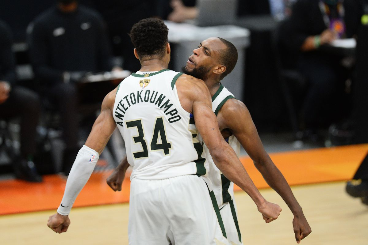 Bucks are on the verge of ending a 49-year drought