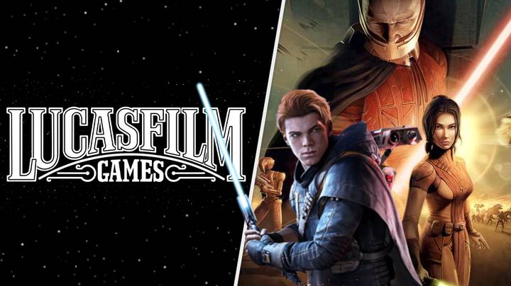 A new star wars game in the making?