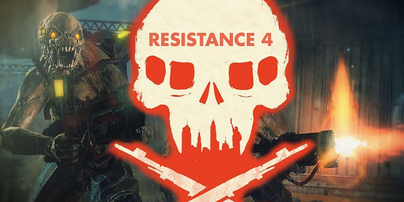 Resistance 4 Was Allegedly Cancelled Because of The Last of Us