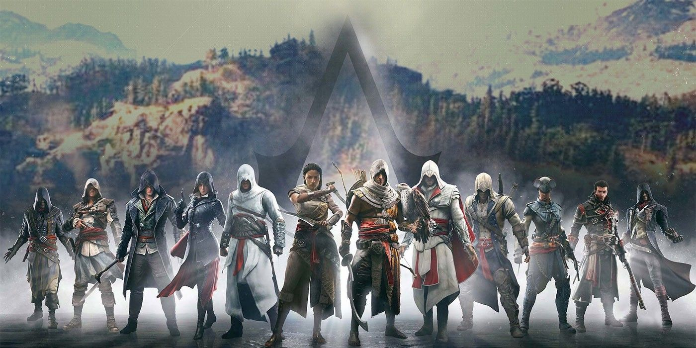 Expect Multiple Settings In The Latest Assassin's Creed Infinity project.