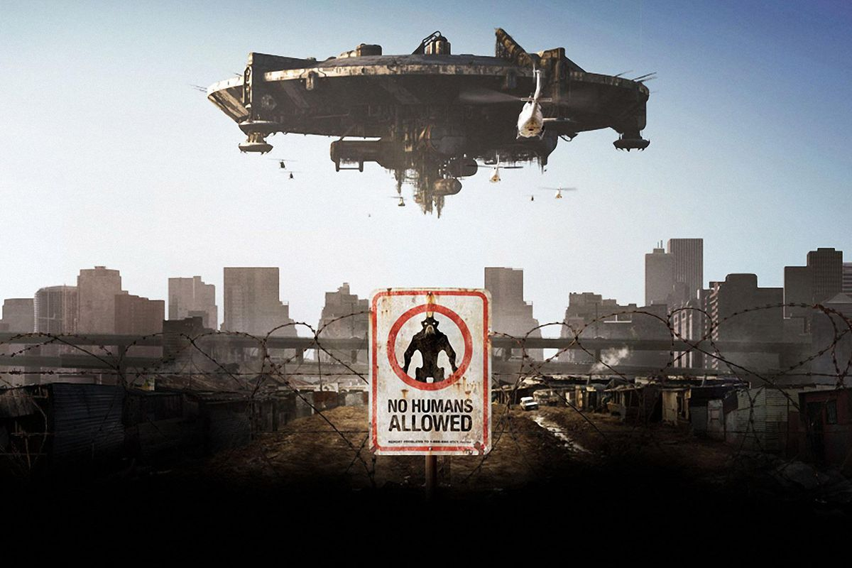 District 9 multiplier shooter game is in the works.