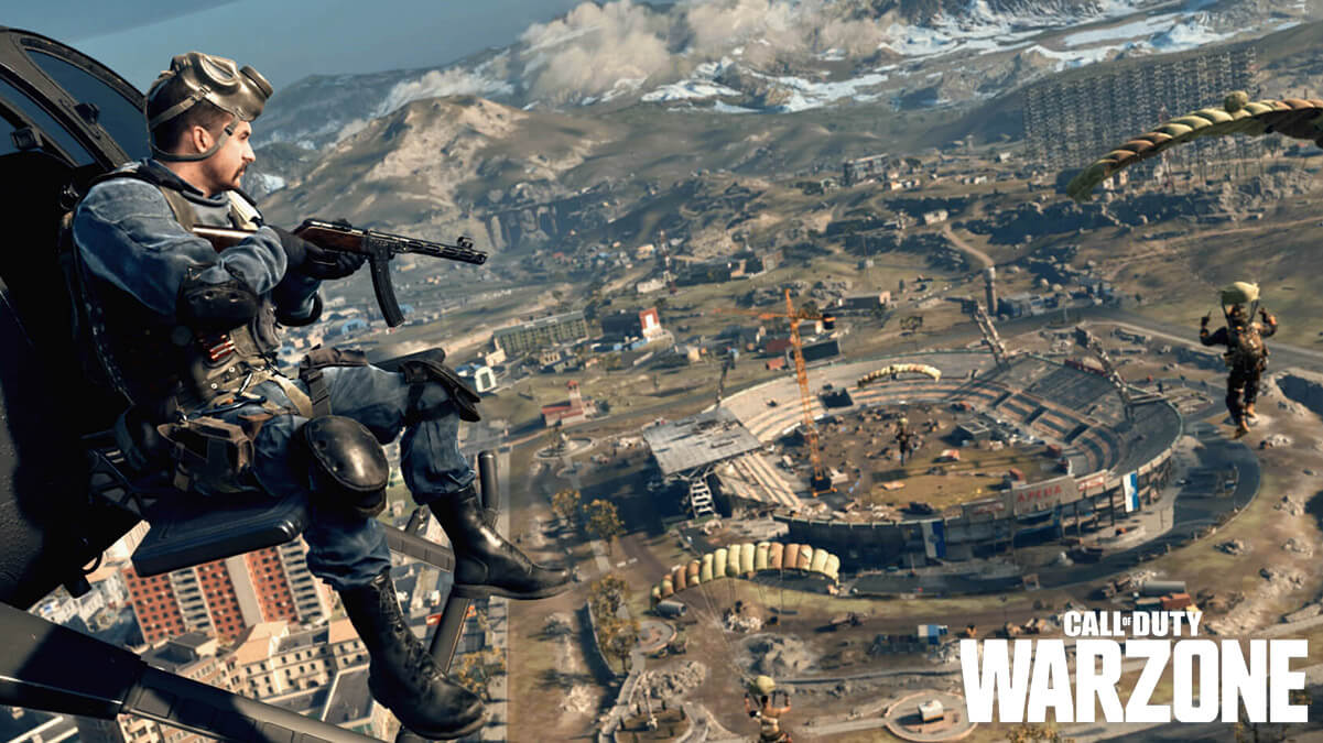 Call of Duty: Warzone Needs A Report System